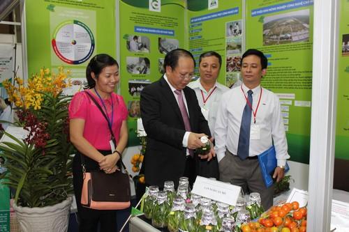 Tham gia hội chợ công nghệ và thiết bị quốc tế Việt Nam 2015