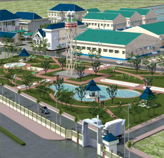 Quản lý, điều hành các dự án mở rộng, phát triển Khu Nông nghiệp công nghệ cao Thành phố