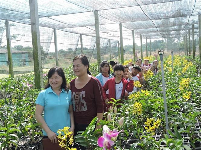 Tour trải nghiệm nông nghiệp công nghệ cao