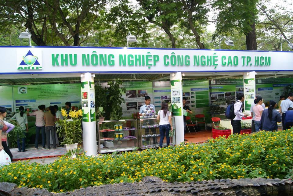 Tổ chức sự kiện, hội chợ, triển lãm về NNCNC