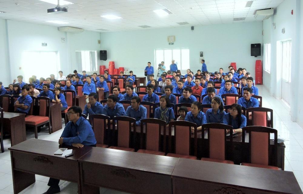 Tỉnh Đoàn Bình Thuận tham quan Khu nông nghiệp công nghệ cao Thành phố Hồ Chí Minh