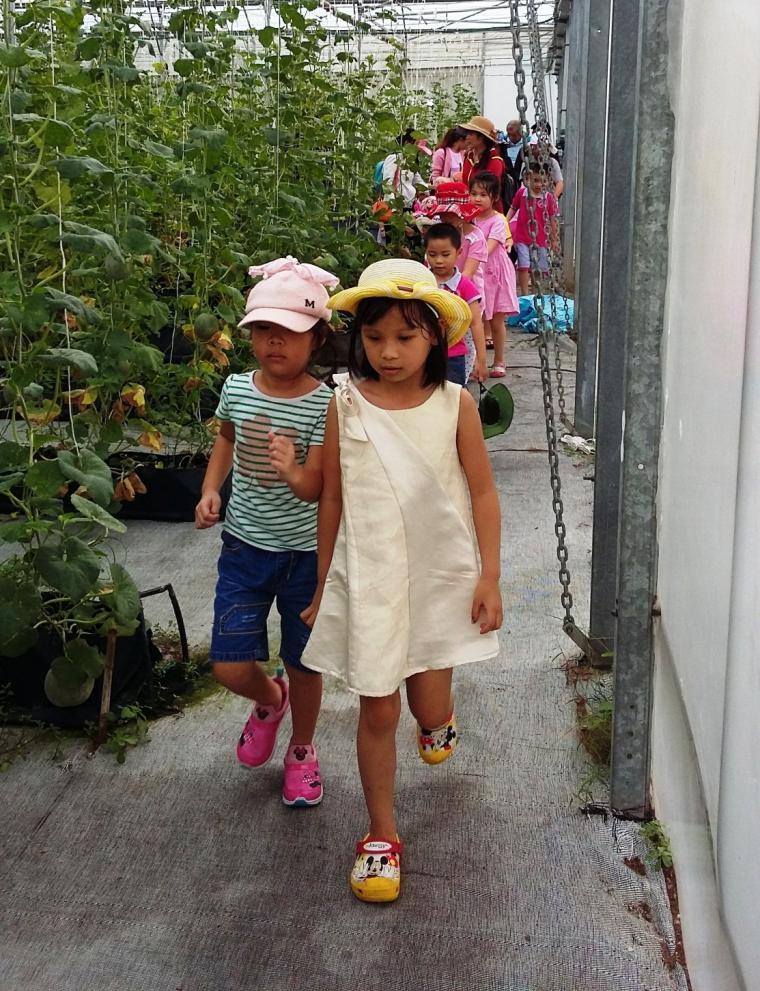 Trải nghiệm tại Khu Nông nghiệp Công nghệ cao Thành phố Hồ Chí Minh