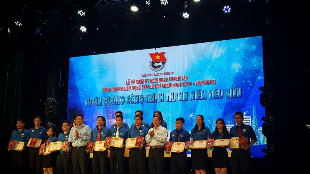 Gương đoàn viên chi đoàn Trung tâm Khai thác Hạ tầng  xung kích, sáng tạo trong tháng thanh niên năm 2018