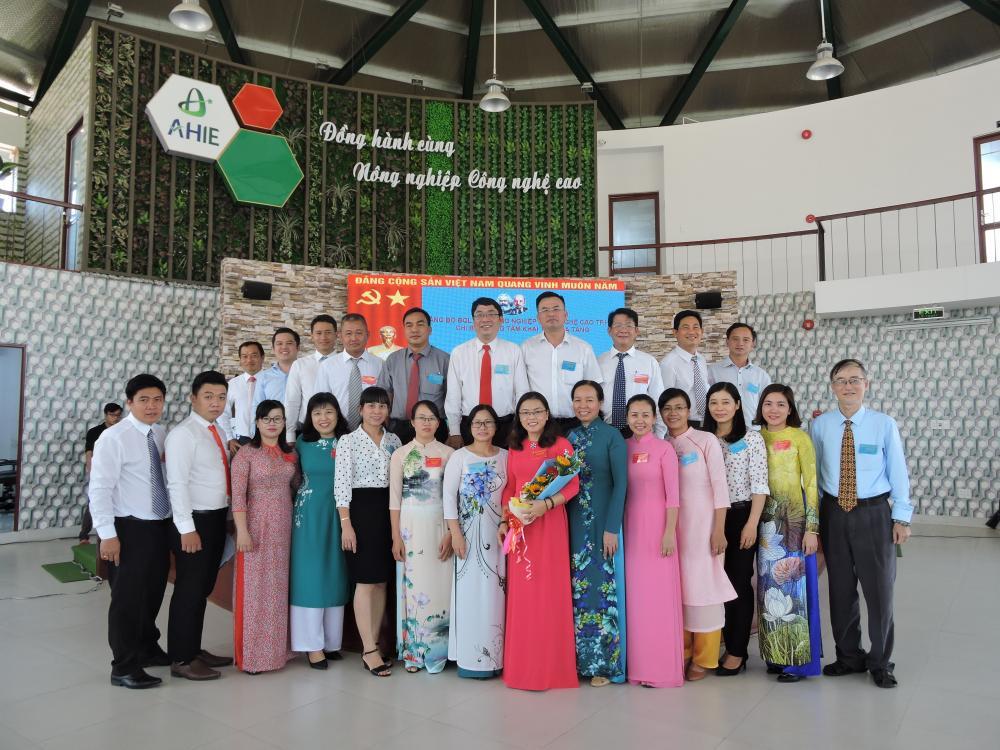 Đại hội Chi bộ Trung tâm Khai thác Hạ tầng lần thứ III, nhiệm kỳ 2020-2022